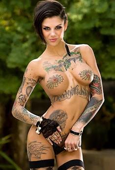 Бонни роттен актриса порно — 1